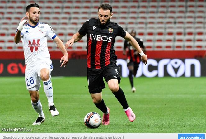 Championnat de France de football LIGUE 1 2020 -2021 - Page 23 Cap14045