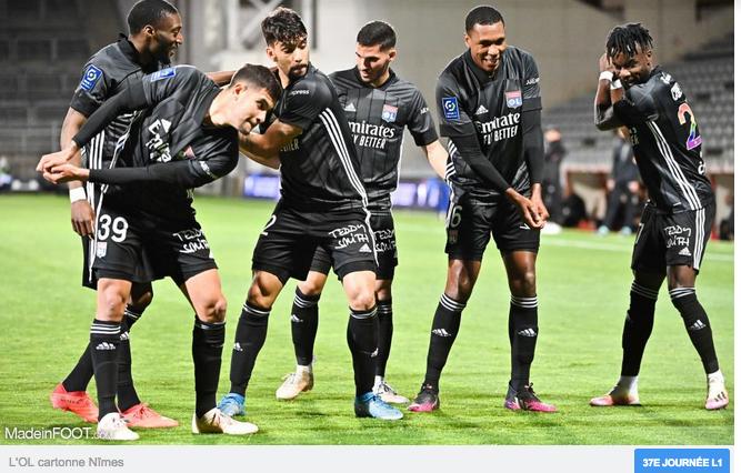Championnat de France de football LIGUE 1 2020 -2021 - Page 23 Cap14048