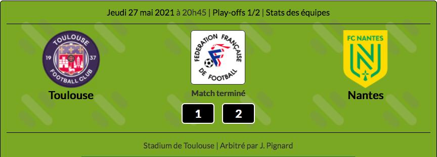 Championnat de France de football LIGUE 1 2021-2022  Cap14253