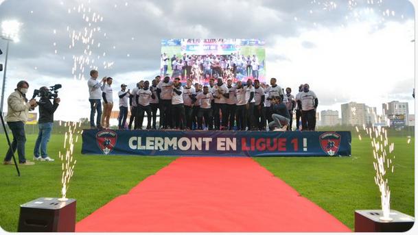 Championnat de France de football LIGUE 1 2021-2022  Cap14256