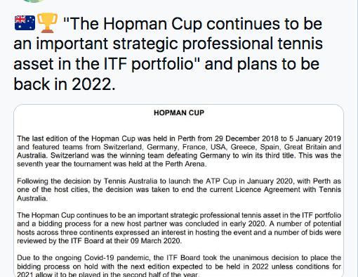 HOPMAN CUP 2022 Cap14523