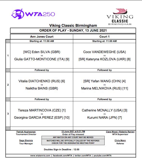 WTA BIRMINGHAM 2021 Cap14665