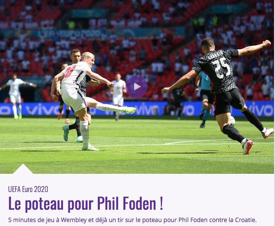 FOOTBALL CHAMPIONNAT D'EUROPE  2021 - Page 5 Cap14676