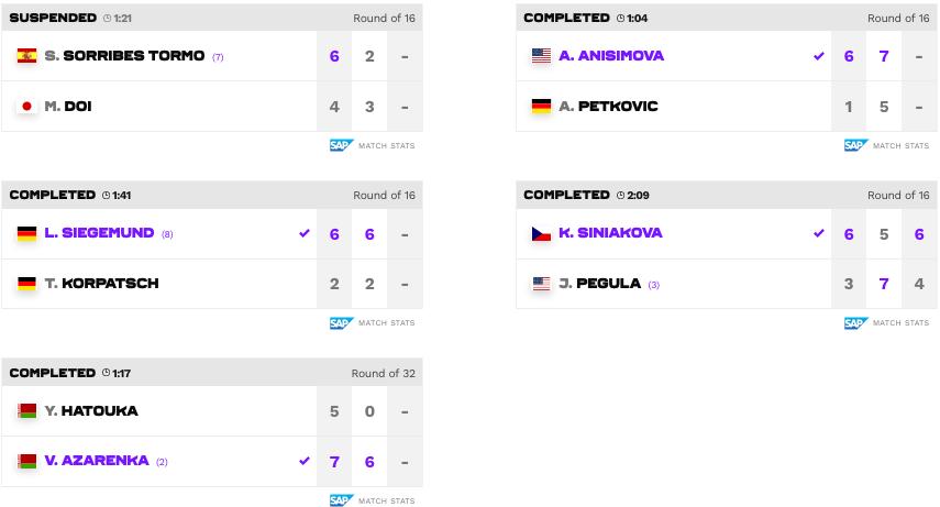 WTA HAMBOURG 2021 Cap14896