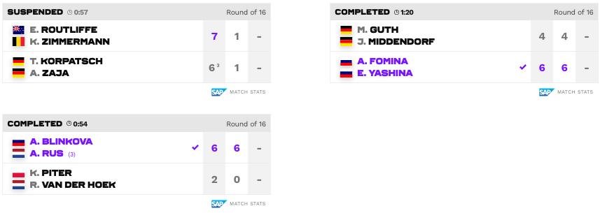 WTA HAMBOURG 2021 Cap14897