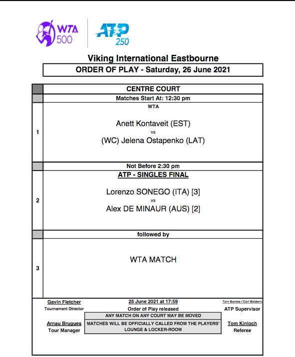 ATP EASTBOURNE 2021 - Page 2 Cap15048