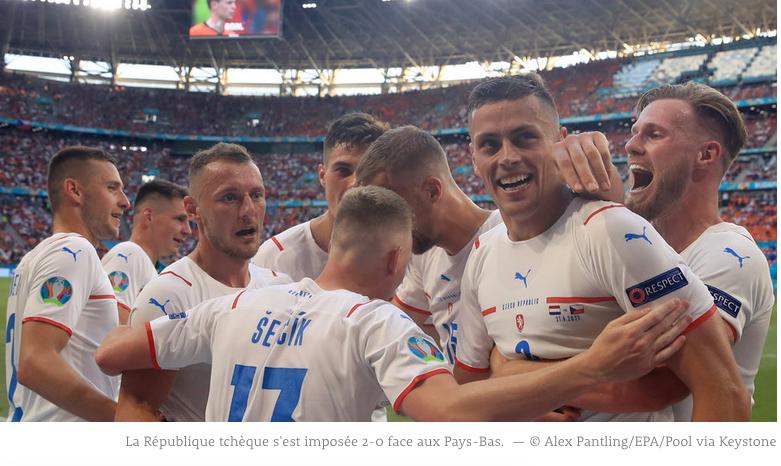 FOOTBALL CHAMPIONNAT D'EUROPE  2021 - Page 9 Cap15116