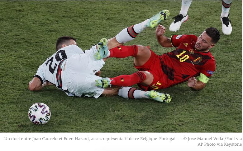 FOOTBALL CHAMPIONNAT D'EUROPE  2021 - Page 9 Cap15117