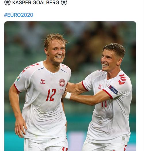 FOOTBALL CHAMPIONNAT D'EUROPE  2021 - Page 10 Cap15351