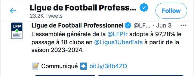 Championnat de France de football LIGUE 1 2021-2022  - Page 2 Cap15721