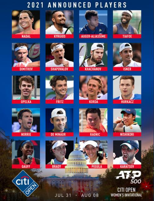 ATP WASHINGTON 2021 Cap15739