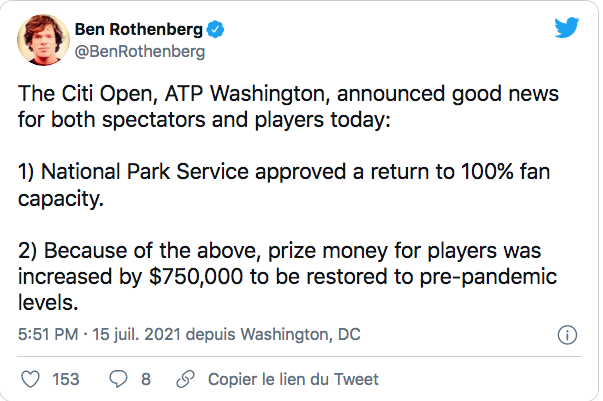 ATP WASHINGTON 2021 Cap15742