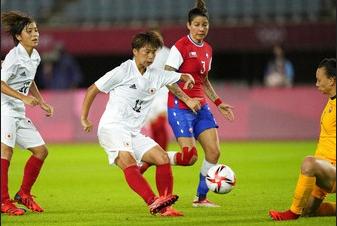 TOURNOI OLYMPIQUE DE FOOTBALL FEMININ TOKYO Cap16315