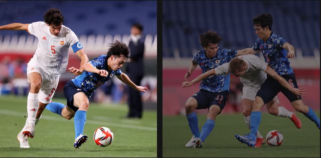 Tournoi Olympique de Football Masculin, Tokyo 2020 22 juillet - 7 août 2021  - Page 3 Cap16433