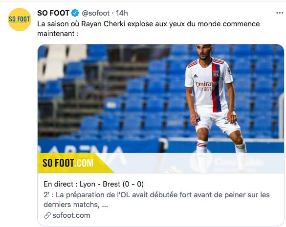 LIGUE 1 2021-2022  Championnat de France de football - Page 2 Cap16645