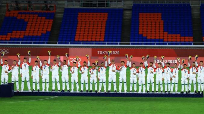 Tournoi Olympique de Football Masculin, Tokyo 2020 22 juillet - 7 août 2021  - Page 3 Cap16673