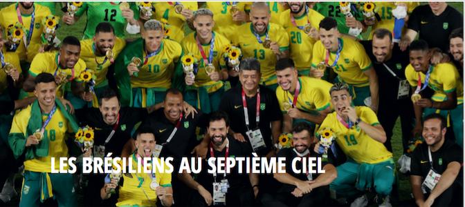 Tournoi Olympique de Football Masculin, Tokyo 2020 22 juillet - 7 août 2021  - Page 3 Cap16695