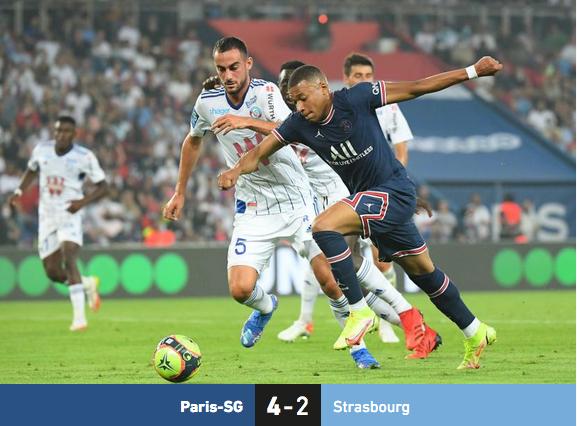 LIGUE 1 2021-2022  Championnat de France de football - Page 3 Cap16898