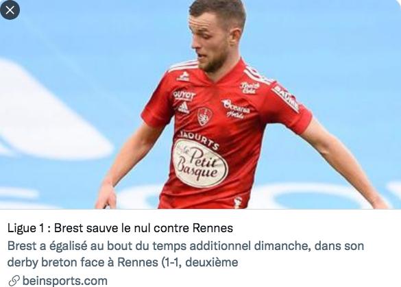 LIGUE 1 2021-2022  Championnat de France de football - Page 3 Cap16954