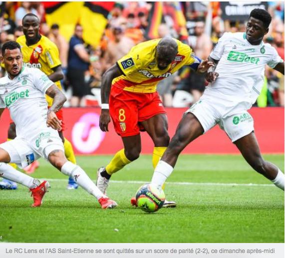 LIGUE 1 2021-2022  Championnat de France de football - Page 3 Cap16962