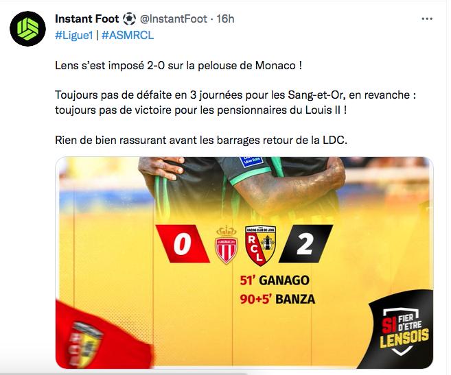 LIGUE 1 2021-2022  Championnat de France de football - Page 4 Cap17158