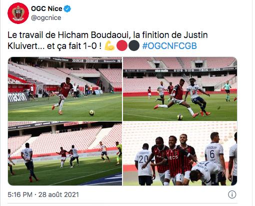 LIGUE 1 2021-2022  Championnat de France de football - Page 4 Cap17565