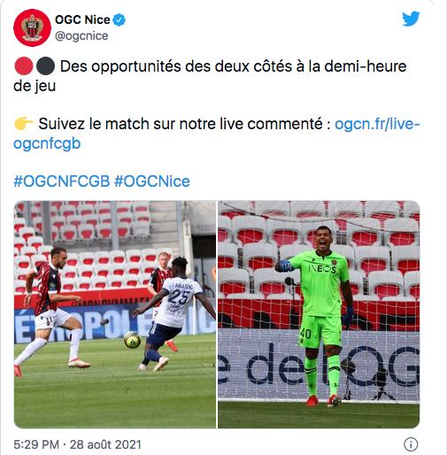 LIGUE 1 2021-2022  Championnat de France de football - Page 4 Cap17566