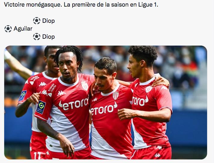 LIGUE 1 2021-2022  Championnat de France de football - Page 4 Cap17598