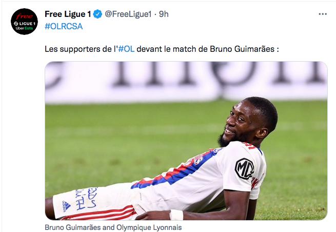 LIGUE 1 2021-2022  Championnat de France de football - Page 6 Cap18094