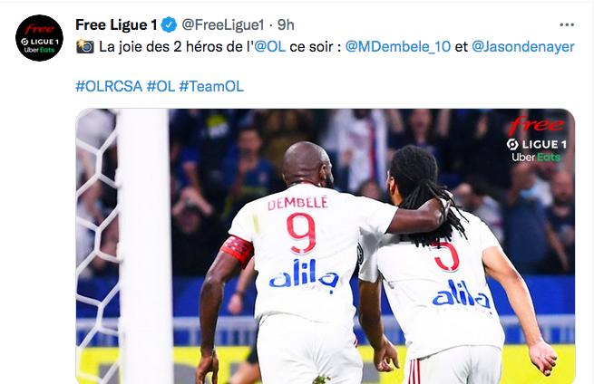 LIGUE 1 2021-2022  Championnat de France de football - Page 6 Cap18095