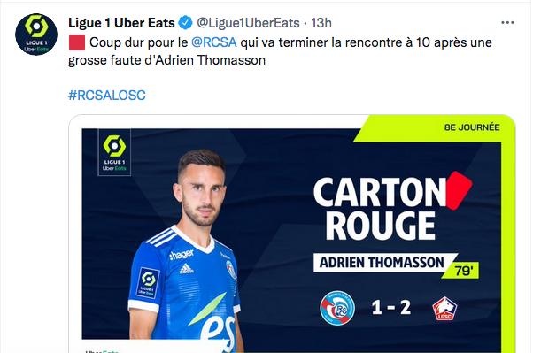 LIGUE 1 2021-2022  Championnat de France de football - Page 7 Cap18549