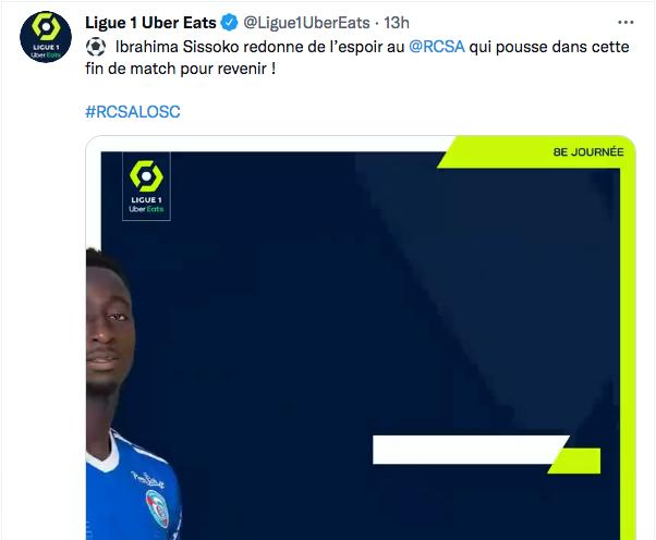 LIGUE 1 2021-2022  Championnat de France de football - Page 7 Cap18550
