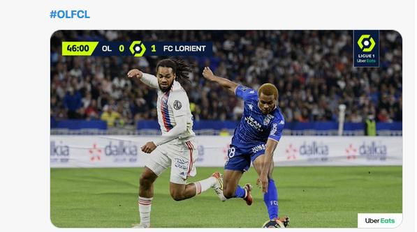 LIGUE 1 2021-2022  Championnat de France de football - Page 7 Cap18551