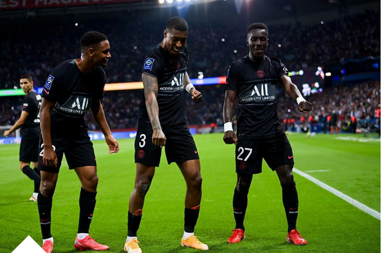 LIGUE 1 2021-2022  Championnat de France de football - Page 7 Cap18557