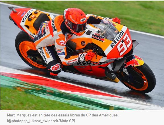 MOTO GP DES AMÉRIQUES  2021 Cap18715