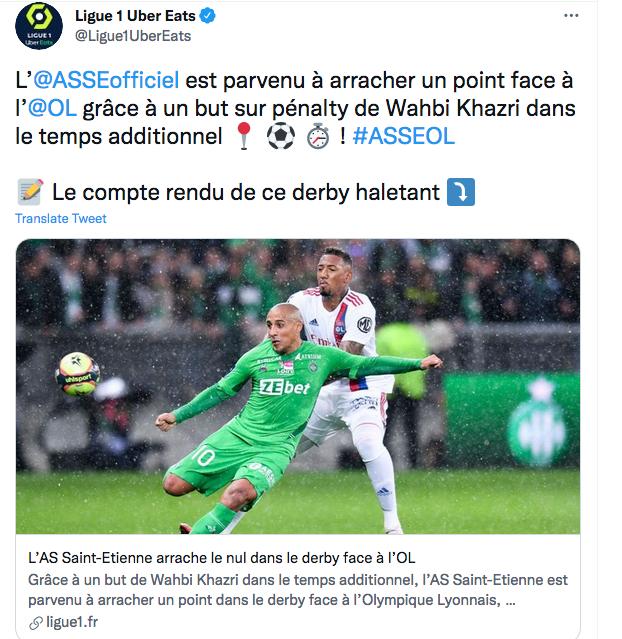 LIGUE 1 2021-2022  Championnat de France de football - Page 8 Cap18775