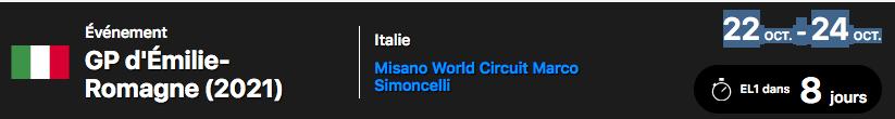 MOTO GP EMILIE ROMAGNE MISANO 2021 Cap18964