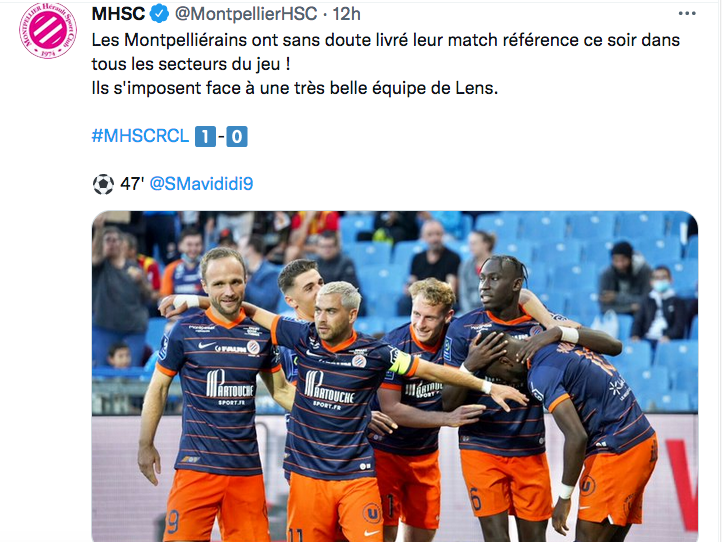FOOTBALL MONTPELLIER 2021-2022 - Page 3 Cap19051