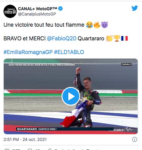 MOTO GP EMILIE ROMAGNE MISANO 2021 Cap19258