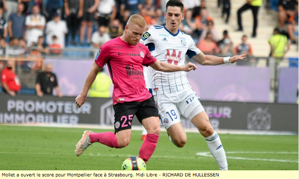 FOOTBALL MONTPELLIER 2021-2022 - Page 3 Cap19376