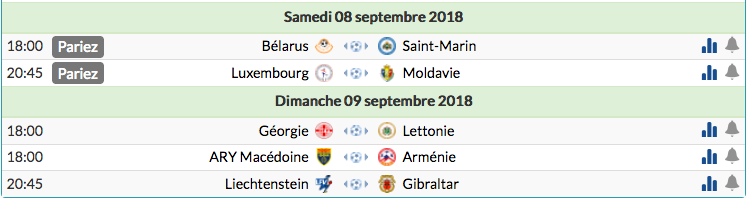 COUPE DES NATIONS -UEFA NATION LEAGUE-2018-2019 Capt1255