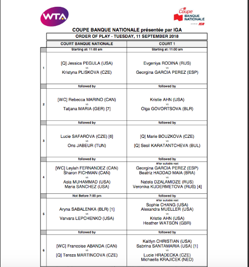WTA QUEBEC 2018 - Page 2 Capt1477
