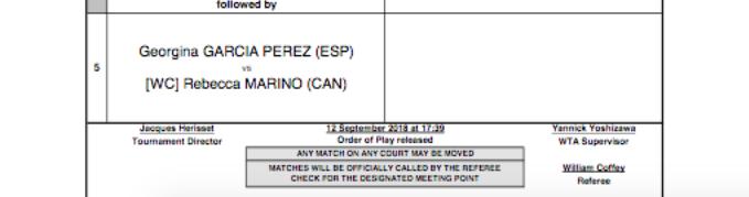 WTA QUEBEC 2018 - Page 3 Capt1547