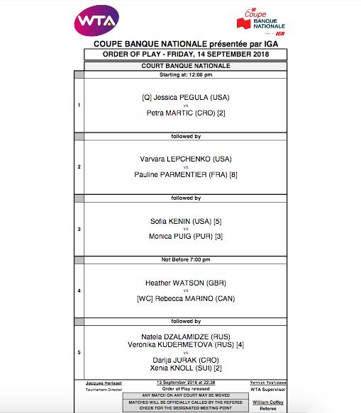 WTA QUEBEC 2018 - Page 3 Capt1554