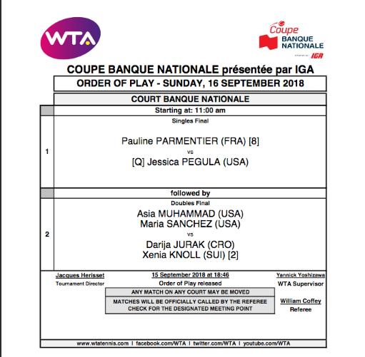 WTA QUEBEC 2018 - Page 3 Capt1593