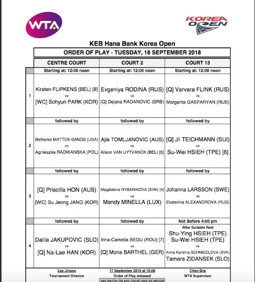 WTA SEOUL 2018 - Page 2 Capt1609