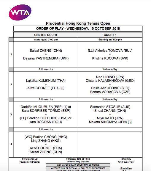 WTA HONG KONG 2018 - Page 4 Capt1915