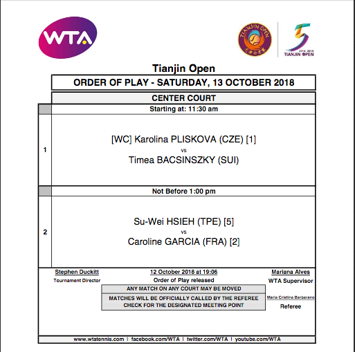 WTA TIANJIN 2018 - Page 3 Capt2035