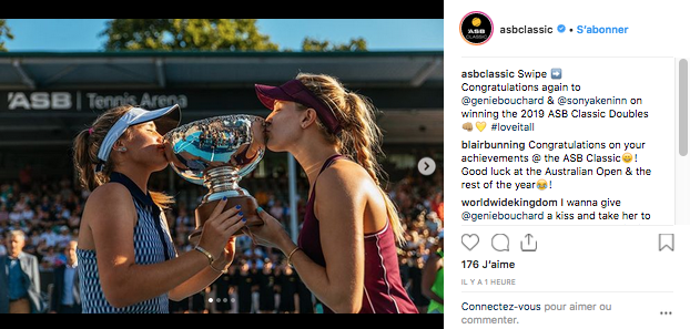 WTA AUCKLAND 2019 - Page 6 Capt2781