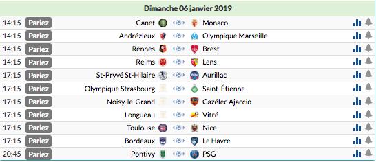 COUPE DE FRANCE 2018-2019 Capt2797